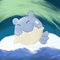 Luo the Spheal by Raikoutetsu