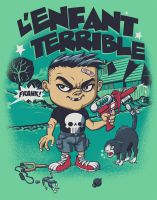 Le Enfant Terrible by Rusc