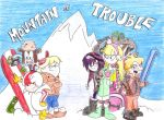 Mountain of Trouble by zealousshadow
