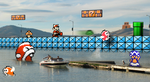 "Retro Lake ""Mario Bros 3"" by RETROnoob"