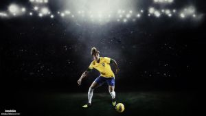 Neymar JR by KemalEkimGraphic