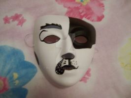 Alonzo Mask - Video - Front by musicgal3