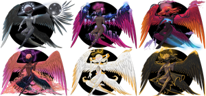 [1/6 OPEN] Aesthetic seraphim adopts by SEVMD