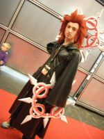 NYAF-NYCC 2011- Axel by IoniaFreak