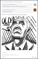 Old People... by KingVego