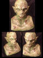 Ghoul Sculpture by Anesthetic-X