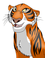 Shere Khan by BosleyBoz