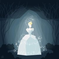 Bibbidi Bobbidi Boo by Mr-Bluebird