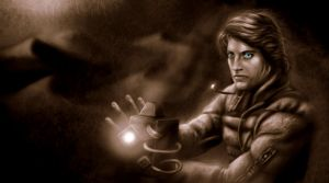Muad'dib by BustedFluxcapacitor