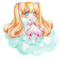 Alice Chibi by xMeicox