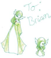 Female Gardevoir for Brian by ladykayra