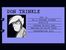 Don Trinkle by octobomb
