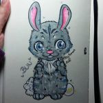 Bunny - Rise of the guardians by Tay-Sokka