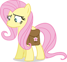 Flutterface with Hoof Down by jessicat0
