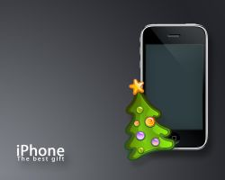 iPhone - the best gift by mr-iphone