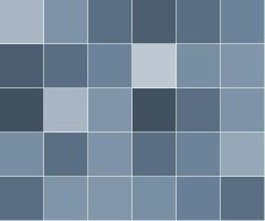 Blue bathroom tiles by regcrusher