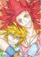 Now We Are Together by o0Nanao0o