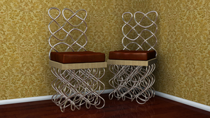Knot-a-chair by AnthonyRalano