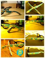 custom glasses by amaharjan