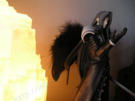Sephiroth  One Winged angel by IngwellRitter