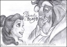 Tale as old as time... by Brunamf
