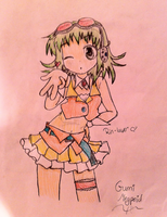 Gumi-Megpoid-colored by Rin-luver