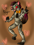 toy Roger by Atomic52