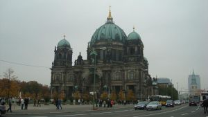 Cathedral in Berlin by Ragzey-z