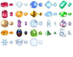 Desktop Crystal Icons by Ikonod