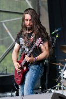 Guitarist from PAUL DI ANNO's band by Utopia308