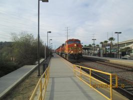 **RARE** A Day Time DAYGO in San Diego. by AmtrakSurfliner454