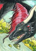 Arredie ACEO by Gawarin
