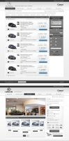 Car Dealer website by nyukdesign