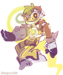 Jacksepticeye - Tracer by Cheapcookie