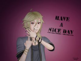 Have a Nice Day by roxas-hagaren