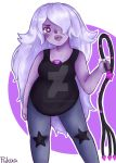 Amethyst -Steven Universe by PukaaParanoid