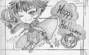 TG : Rio - Happy Halloween by 2947