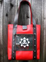 Apocalypse Gear- $LAVE tote by Ms-Antimatter