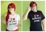 Redhaired Hipsters by Nao-Dignity
