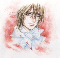 VAMPIRE KNIGHT: Kaname by lilie-morhiril