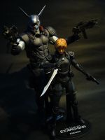 Appleseed Saga 06 by twohand