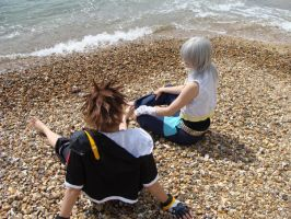 Soriku - Seaside Talks by KellyJane