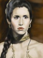 Princess Leia - Star Wars by goodgirl-arcee