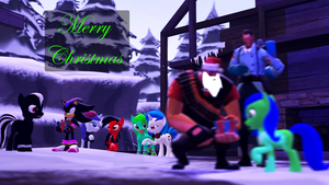 Merry Christmas 2013 by Legoguy9875