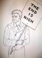THE END IS NIGH by AetheriumDreams
