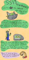 The Cryo Caper - Part 1 by Nox-id