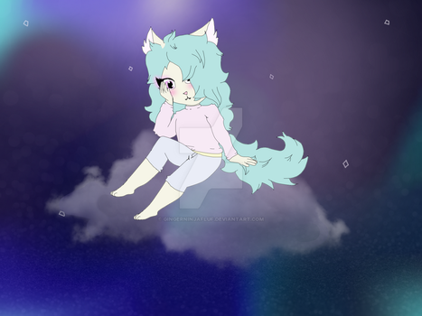 Take Me To The Moon by GingerNinjaFluf