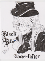 Black Butler- Undertaker by EternalArtGirl740