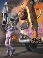 Destroy All Humans 2 by Sattoshi-Magnet