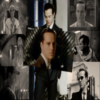 Jim Moriarty Dark Horse by IAmSherlocked1991